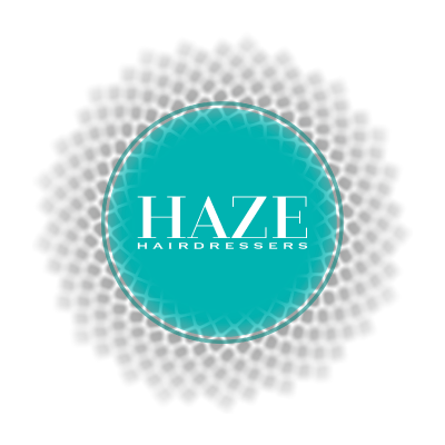 Logo Haze Hairdressers - Partener Creative Tree